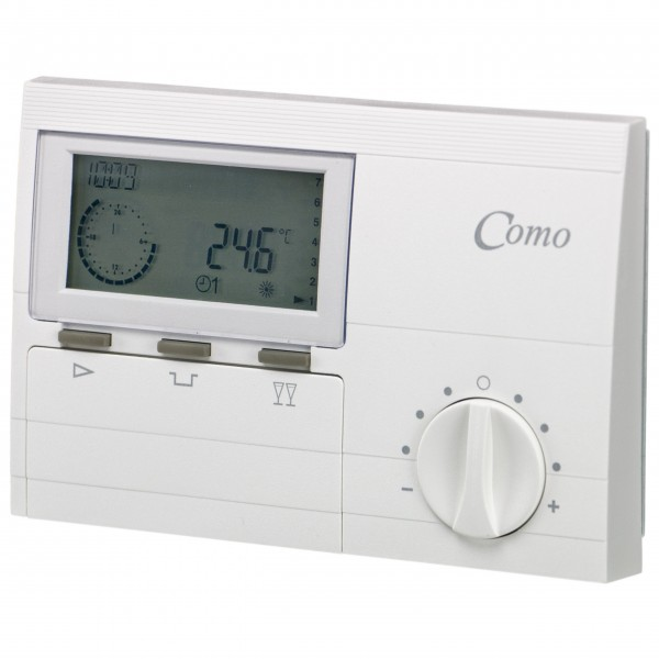 Como digitaler Uhrenthermostat