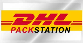 Versandart DHL Packstation